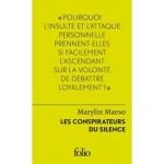 Marylin Maeso, Albert Camus, Henri Bergson,