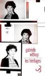 Gabrielle Wittkop, Sade, Villiers de L'Isle Adam, Lautréamont, Edgar Allan Poe